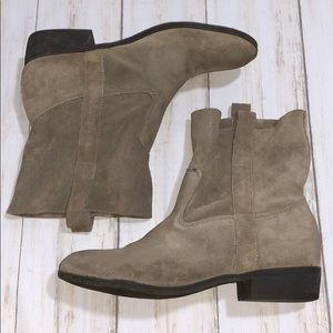 American Eagle Outfitters Suede Ankle boots